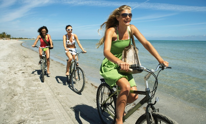 Cycle San Pedro - Multiple Locations: Bike Rentals or Tours from Cycle San Pedro (Up to 31% Off). Four Options Available.