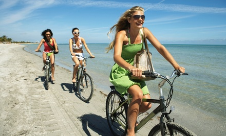 Bike Rentals or Tours from Cycle San Pedro (Up to 31% Off). Four Options Available.