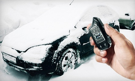 $129 for a CompuStar Remote Starter with Installation at Performance Plus Saskatoon ($260 Value)