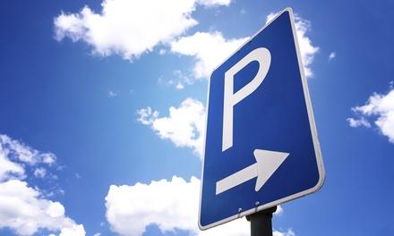 3, 5, 7 giorni di parcheggio scoperto e servizio di car valet per aeroporto di Fiumicino con Your Parking