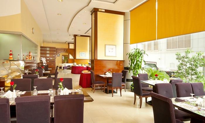 Clifton International Hotel In Fujairah Groupon Getaways