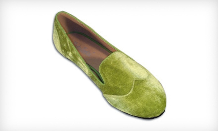 $24 for a Pair of BootsiTootsi Peridot Green Women's Casual Slip-Ons ($46 List Price). Free Shipping.