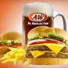 $5.50 for American Fast Food at Stayton A&W