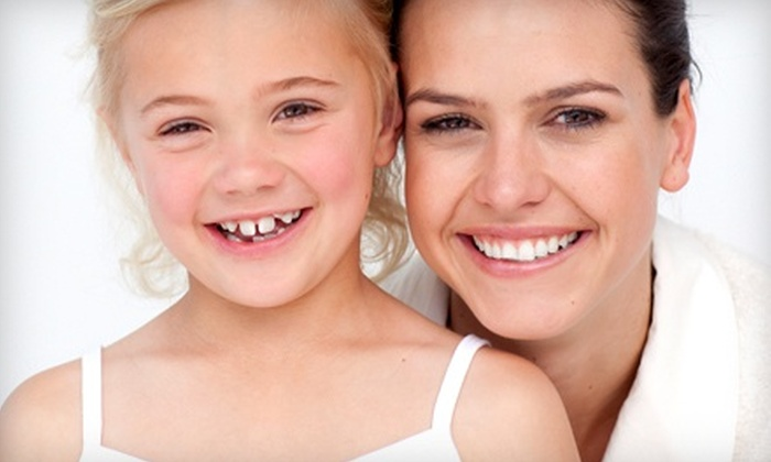 El Cajon Family Dental - El Cajon: $39 for Dental Package with Exam, X-rays, and Cleaning at El Cajon Family Dental ($375 Value)