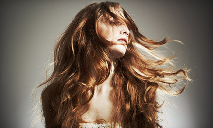 Coco 10 Salon - Los Gatos: Formaldehyde-Free Smoothing Keratin Treatment or $179 for $500 Towards a Full Head of Hair Extensions at Coco 10 Salon