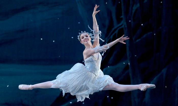 """The Nutcracker"" - Keller Auditorium: ""The Nutcracker"" Presented by Oregon Ballet Theatre at Keller Auditorium on December 14–27 (Up to 40% Off)"