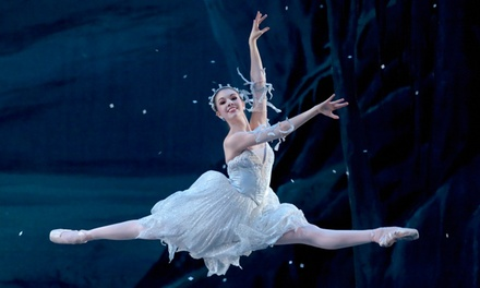 """The Nutcracker"" Presented by Oregon Ballet Theatre at Keller Auditorium on December 14–27 (Up to 40% Off)"