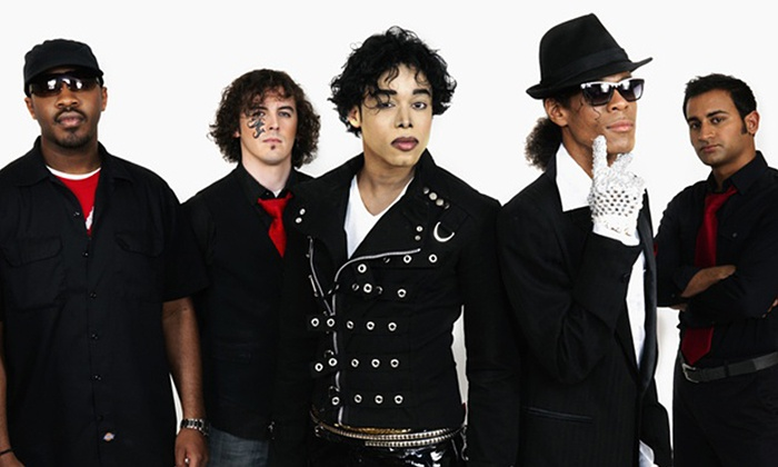 Who's Bad - House of Blues Cleveland: Who's Bad: The Ultimate Michael Jackson Tribute Band at House of Blues Cleveland on April 4 (Up to 39% Off)