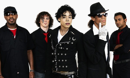 Who's Bad: The Ultimate Michael Jackson Tribute Band at House of Blues Cleveland on April 4 (Up to 39% Off)