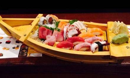 $18 for $30 Worth of Chinese and Japanese Food at Fusion Taste