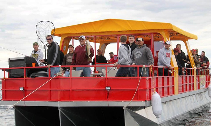 McQuoid's Inn - Lake Mille Lacs: $21 for Half-Day Fishing Trip for One at McQuoid's Inn ($40 Value)