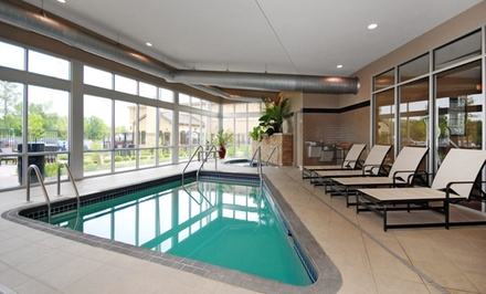 Stay at Cambria Hotel in Appleton,WI, with Dates into November
