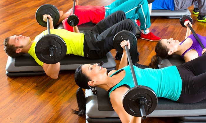 Reading Athletic Club - Reading: 10 or 15 Group Exercise Classes at Reading Athletic Club (Up to 78% Off)