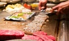 Domo 7 Japanese Restaurant - Chester: Sushi or Hibachi Cuisine During Dinnerat Domo 7 Japanese Restaurant (Up to 46% Off). Four Options Available.