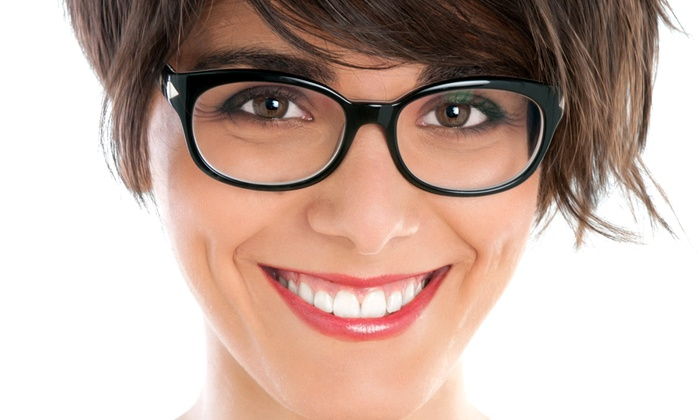 Advanced Optometry Center - North Raleigh: $49 for $200 Toward Prescription Eyeglasses at Advanced Optometry Center