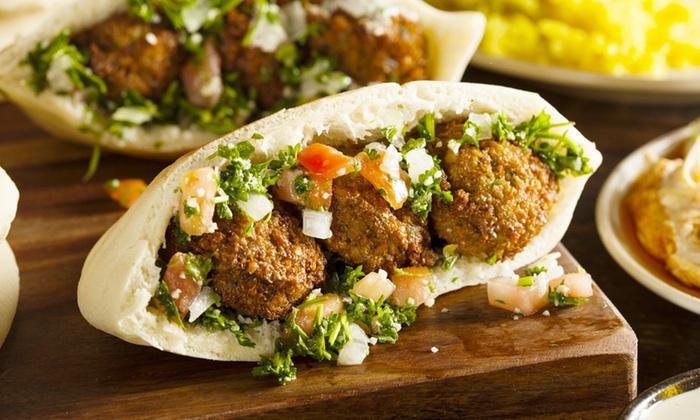 World Of Falafel - Newtown: Kosher and Vegetarian Take-Out atWorld Of Falafel (40%Off)