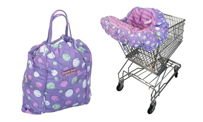 Floppy Seat Baby Shopping Cart And High Chair Cover Groupon