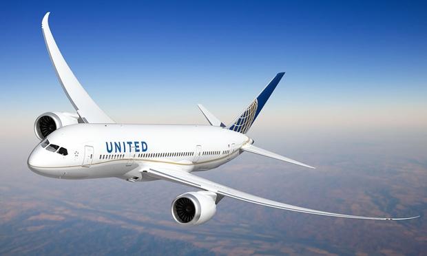 HK: United Airlines Return Flight 1