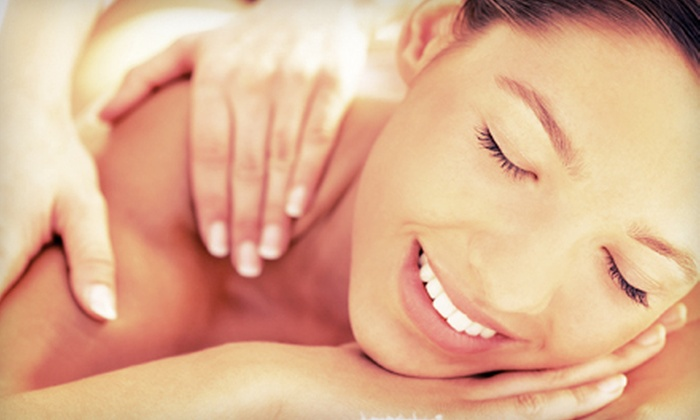 Array of Motion - Sacramento: $49 for a 60-Minute Massage, Foot Scrub, Paraffin Dip, Sparkling Cider, and Chocolate at Array of Motion ($105 Value)