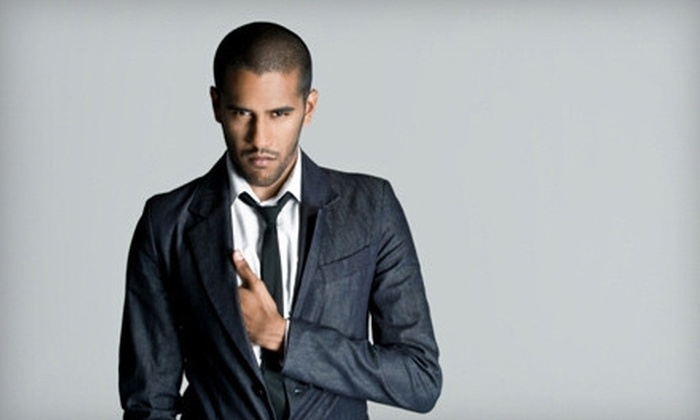Cuffs and Collars - Downtown: $599 for a Men's Custom Suit Package at Cuffs and Collars (Up to a $1,644 Total Value)