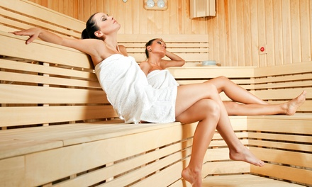 4, 6, or 10 Saunatox Sessions at Planet Beach Contempo Spa (Up to 84% Off)