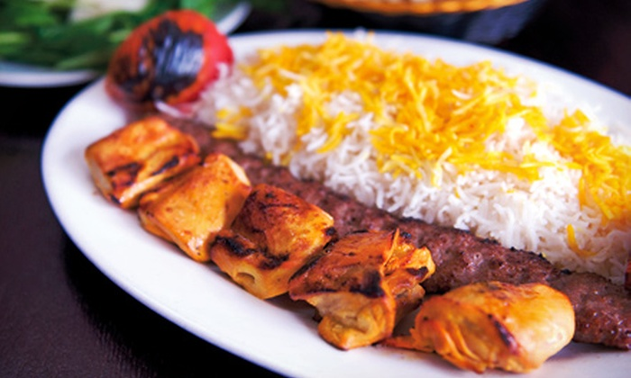 Skewers Kabob House - Modesto: $10 for $20 Worth of Mediterranean Cuisine at Skewers Kabob House