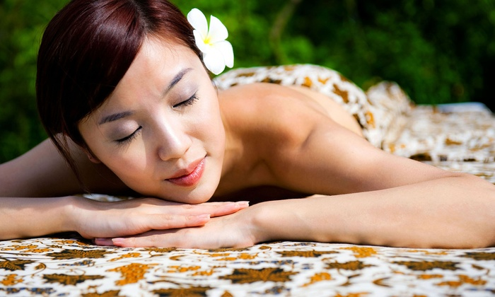 Harmony Beauty Spa - Multiple Locations: One or Three 60-Minute Swedish or Aromatherapy Massages at Harmony Beauty Spa (Up to 52% Off)