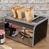 Swan Jug Kettle and Toaster Set