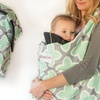 Babee Covee 4-in-1 Convertible Baby Blanket