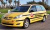 The Pupmobile: A Month of 3, 4, or 5 Weekly One-Way or Round-Trip Rides to Dog Daycare at The Pupmobile (Up to 54% Off)