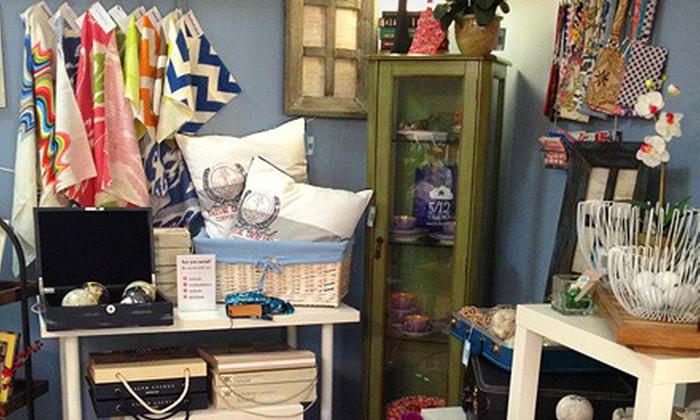 5/12 Studio - Boca Raton: $18 for $35 Worth of Home Accessories at 5/12 Studio