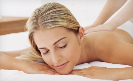 One or Two 60- or 90-Minute Massages at Revitalizing Hands at Thrive Salon & Spa (Up to 62% Off)
