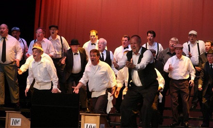 Midwest Vocal Express Barbershop Chorus Presents