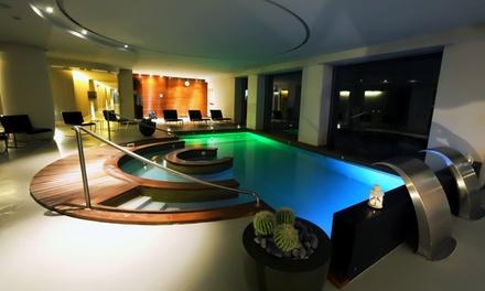 Turin : 1 à 3 nuits avec petit déjeuner, accès illimité au Golden Spa de 1 200 m² et dîner pour 2 au Golden Palace 5*
