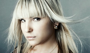 The Breeze Salon & Spa: Haircut and Color at The Breeze Salon & Spa (Up to 56% Off). Three Options Available.