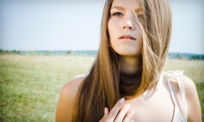Emanuel's Salon - Hoboken: $99 for a Brazilian Blowout at Emanuel's Salon (Up to $300 Value)