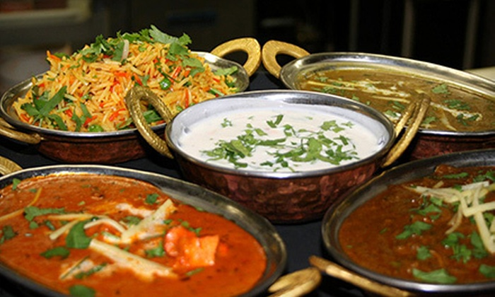 Desi 2 Go Pizza & Curry - Newton: $15 for $30 Worth of Indian Food at Desi 2 Go Pizza & Curry