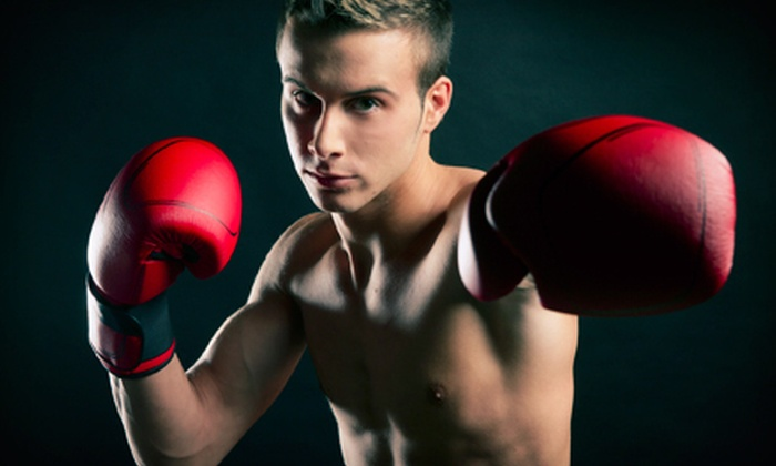 Atlas Boxing Club - Toronto: 10 or 20 Drop-In Fitness-Boxing Classes at Atlas Boxing Club (Up to 81% Off)