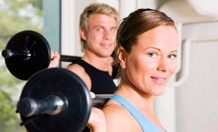 $69 for One Month of Unlimited CrossFit at Global Fitness Centre ($180 Value)