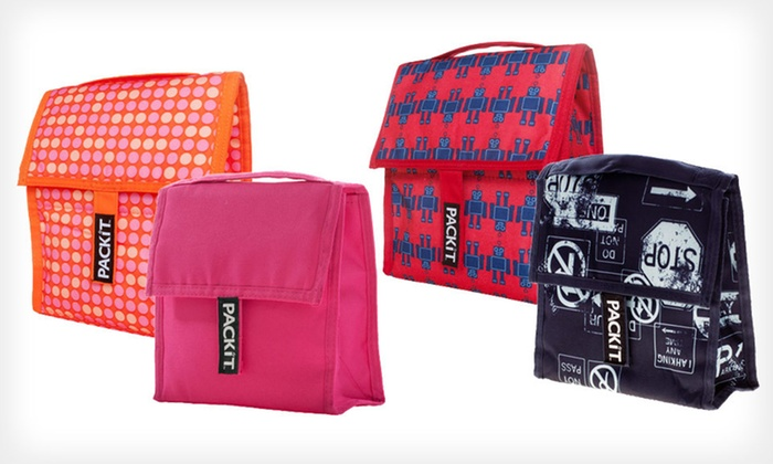 PackIt Freezable Lunch Bags: $23.99 for a PackIt Personal Cooler and Mini Cooler ($35 List Price). Seven Styles Available. Free Shipping and Returns.