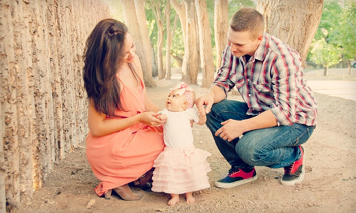 Bryan's Photography - Rio Rancho: Half-Hour Family, Senior, or Baby Portrait Session with Print Package at Bryan's Photography (78% Off)