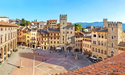 Arezzo 4*L: notti in camera Classic, cena e Spa Arezzo Park Hotel Wellness&Spa Resort