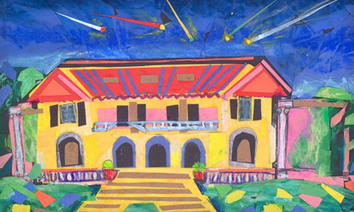 Starry Starry Night - Saratoga: Starry Starry Night Astronomy-and-Art Event at Montalvo Arts Center on Friday, August 10, at 7 p.m. (Up to 57% Off)