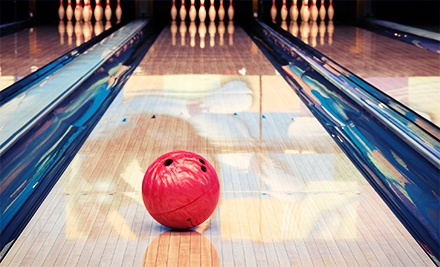 Bowling or Kids' Birthday Party at University Bowl (Up to 92% Off). Four Options Available.