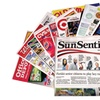 <i>Sun Sentinel</i> – 95% Off Sunday Subscriptions