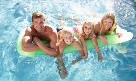 Olive Oil Festival and Water-Park Visit for 2, 4, or 6 at Shore Club Volente Beach Waterpark (Up to 60% Off)