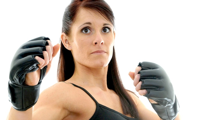 American Top Team of Gwinnett - Lawrenceville: Kickboxing Classes with Optional Introductory MMA Class at American Top Team of Gwinnett (Up to 87% Off)