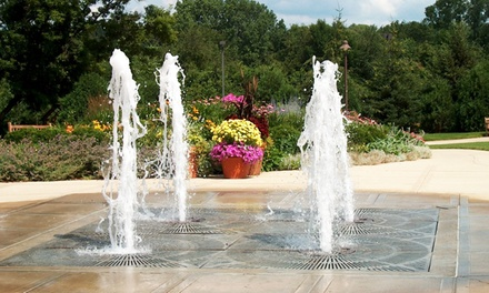 $12 for Visit for Two Adults and Two Kids and One $5 Gift Voucher to Klehm Arboretum ($23 Value)