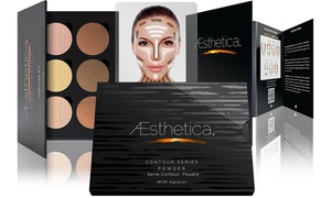 Aesthetica Powder Contour and Highlighting Kit (6-Color)