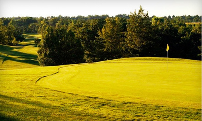 Teetering Rocks Golf Course - Highview Estates: $29 for an 18-Hole Round of Golf with Cart Rental for Two at Teetering Rocks Golf Course ($60 Value)